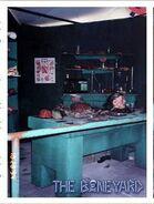 The Boneyard Room