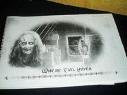 Where Evil Hides Paper