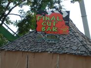 HHN 13 Final Cut Bar