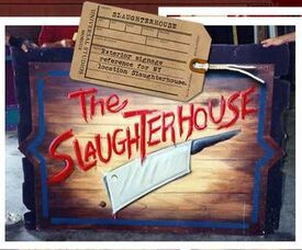 Slaughterhouse Sign