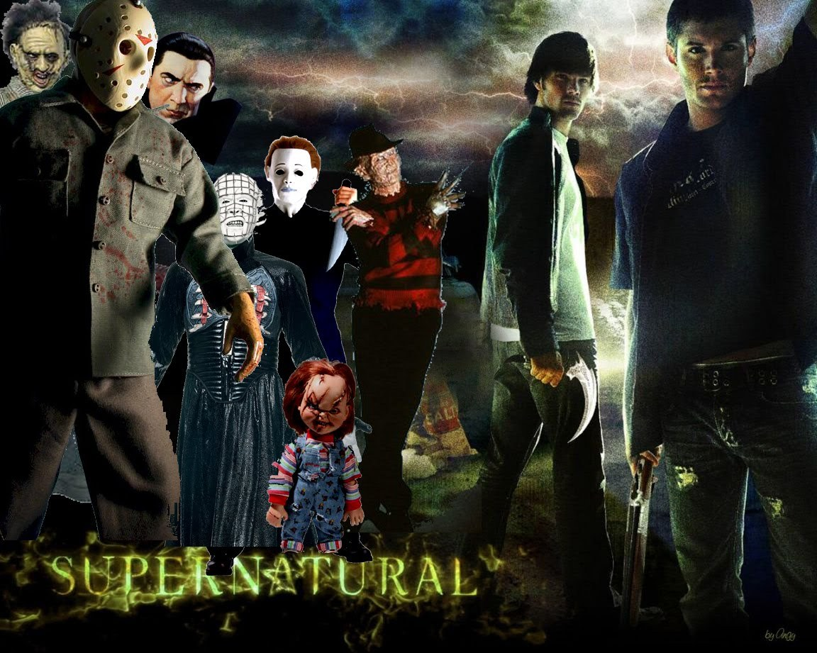 Freddy Vs Jason Vs Chucky Vs Michael Myers Vs Pinhead Image - Freddy-vs-jaso...