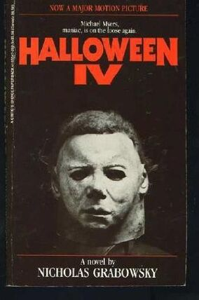 Halloween 4 Novel