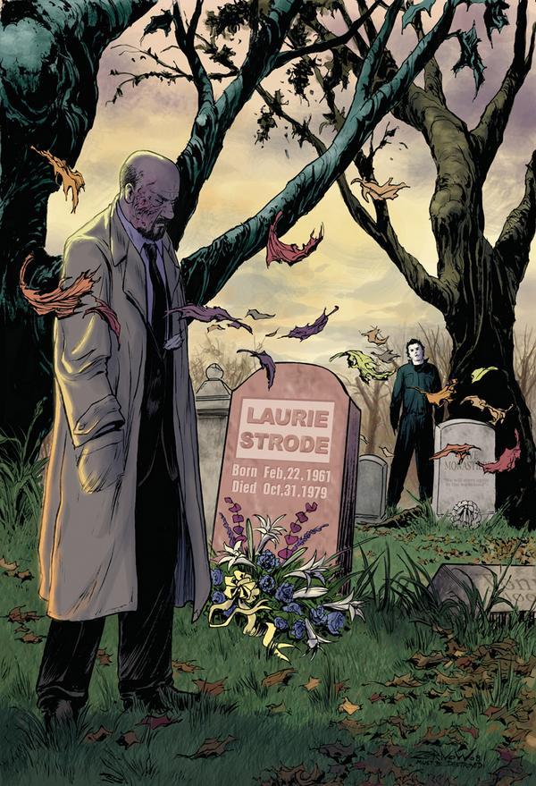 Image - Halloween First Death of Laurie Strode 3 A.jpg | Halloween ...