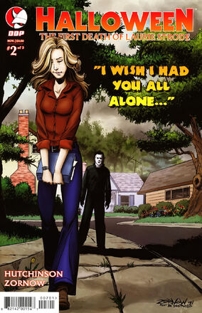 Halloween First Death of Laurie Strode 2 A