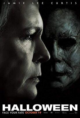 Halloween 2018 alternate movie poster