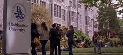 Haddonfield University