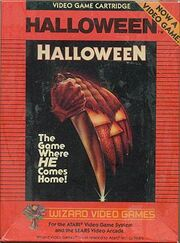video released a halloween game for the atari 2600 console in the game the player was a babysitter who had to protect children from michael myers - Halloween Video Game Michael Myers
