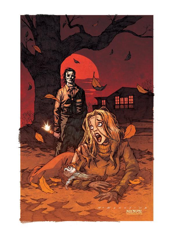Image - Halloween First Death of Laurie Strode 3 B.jpg | Halloween ...