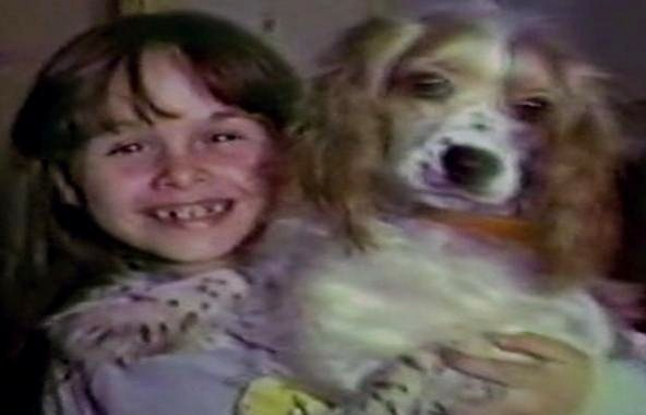 filechild annie with her dogjpg - Halloween 2 Wikipedia