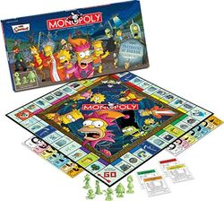 Treehouse of Horror Monopoly