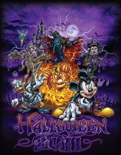 Disney Halloween2011