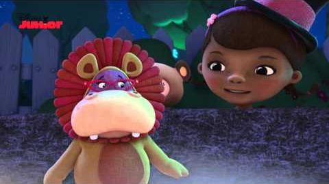 Safe 'N Spooky Time Song - Doc McStuffins - Disney Junior UK