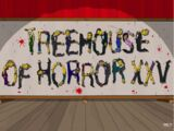 Treehouse of Horror XXV