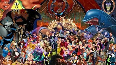 Disneyniversario AMV AMV Terrorifico Es nuestro ya