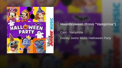 "Hauntleyween (From ""Vampirina"")"