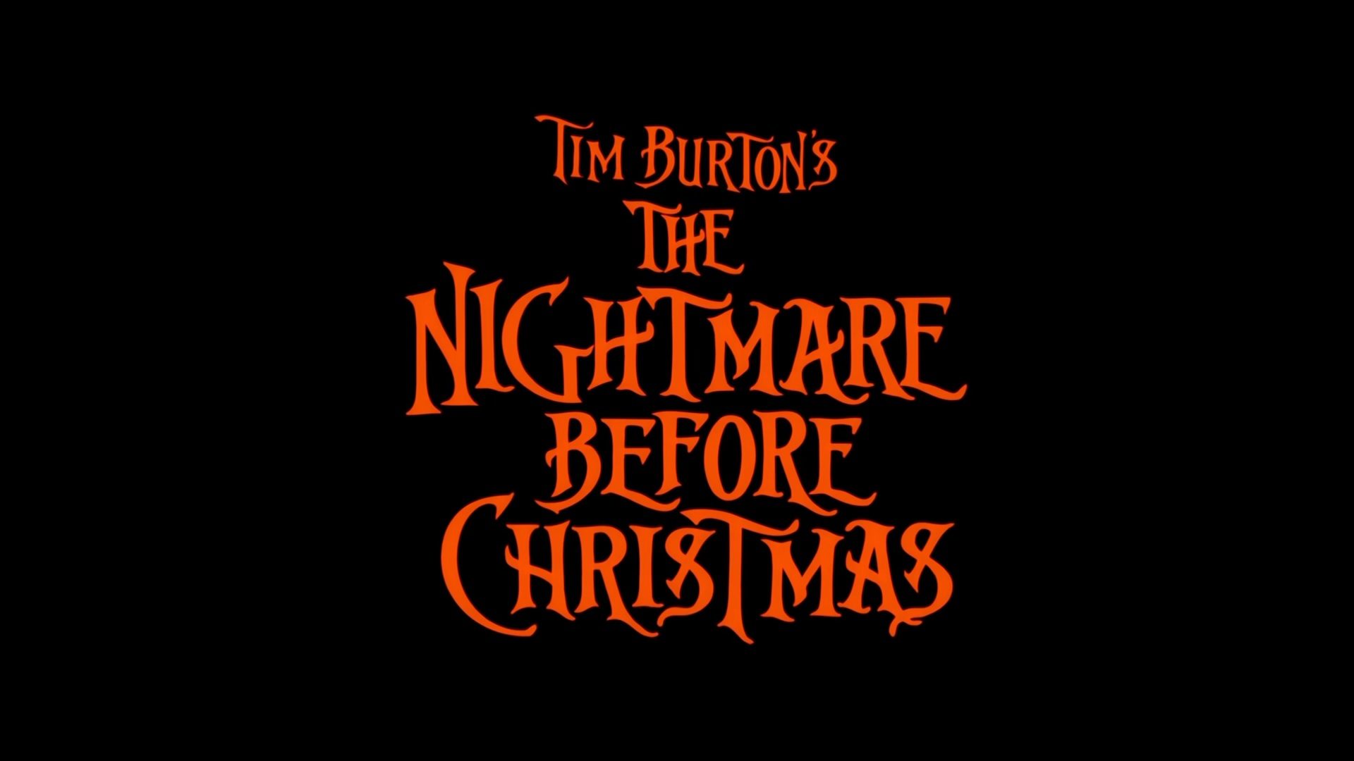 the nightmare before christmas - Who Directed The Nightmare Before Christmas