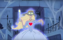 The Bride in the House of Mouse