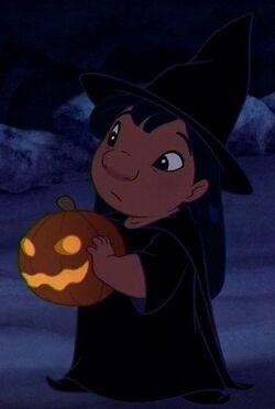Lilo Halloween