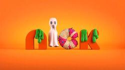 Nickelodeon Halloween logo 2017