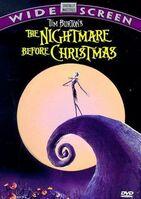 NightmareBeforeXmas DVD 1997