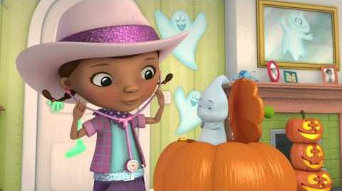 Doc McStuffins - On Halloween Music Video - Disney Junior