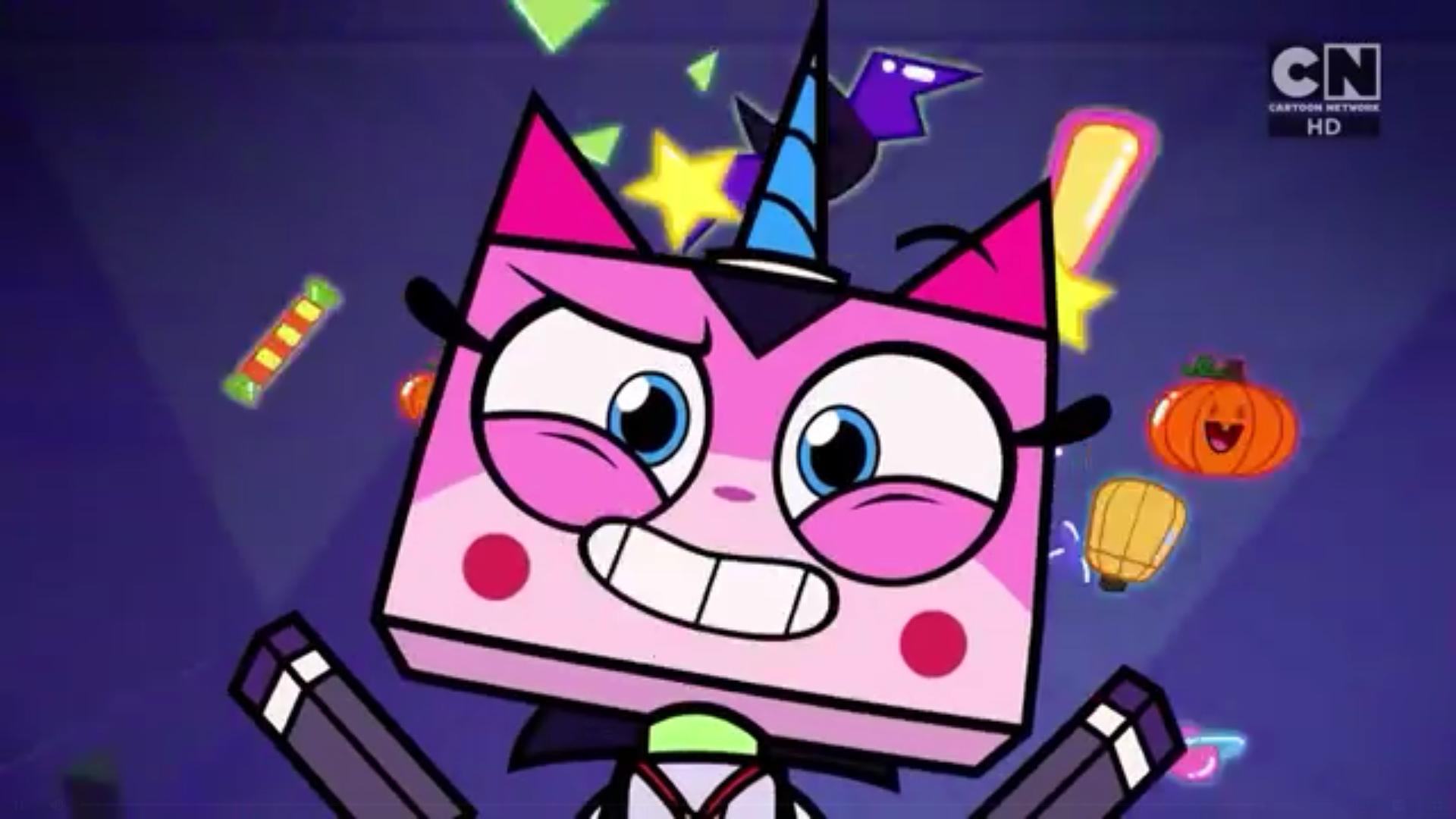 Unikitty | Nyan Kitty | Cartoon Network - YouTube |Unikitty Face