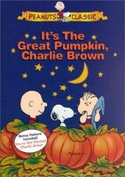 It's the Great Pumpkin, Charlie Brown DVD 2000