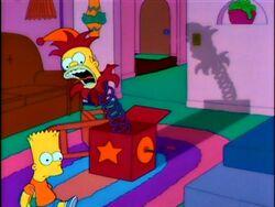 Bart's Nightmare - THOH