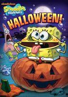 SpongeBob Halloween DVD new cover