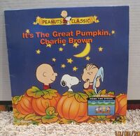 It's the Great Pumpkin, Charlie Brown Laserdisk