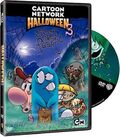 CartoonNetwork Halloween 3 DVD