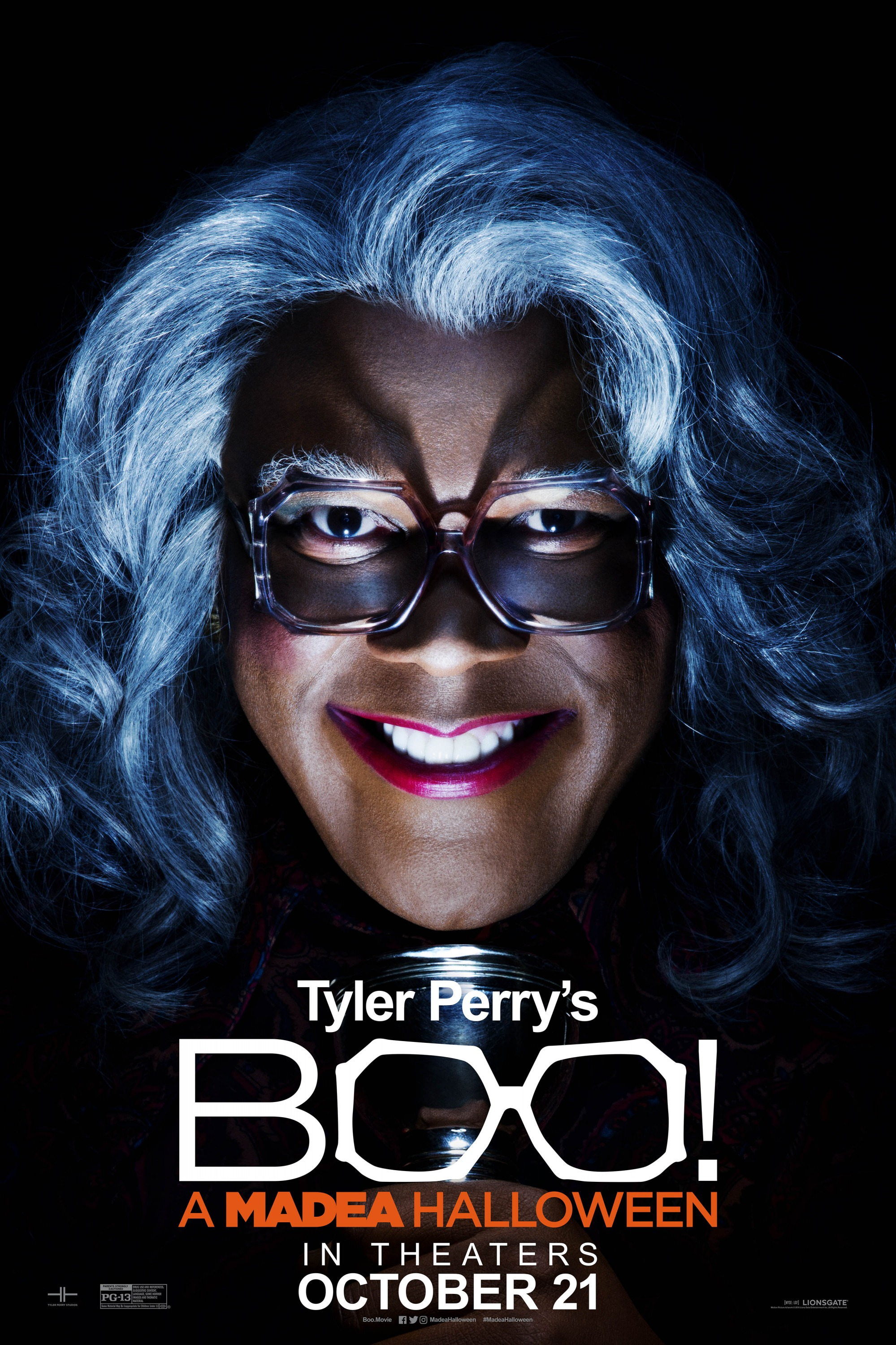 Boo! A Madea Halloween | Halloween Specials Wiki | FANDOM powered ...