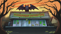 S1e12 summerween store
