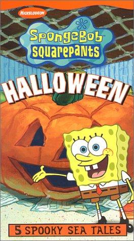 File:SpongeBob Halloween VHS.jpg