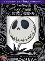 NightmareBeforeXmas DVD 2008