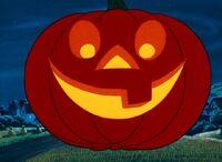 Jack O'Lantern Smiling