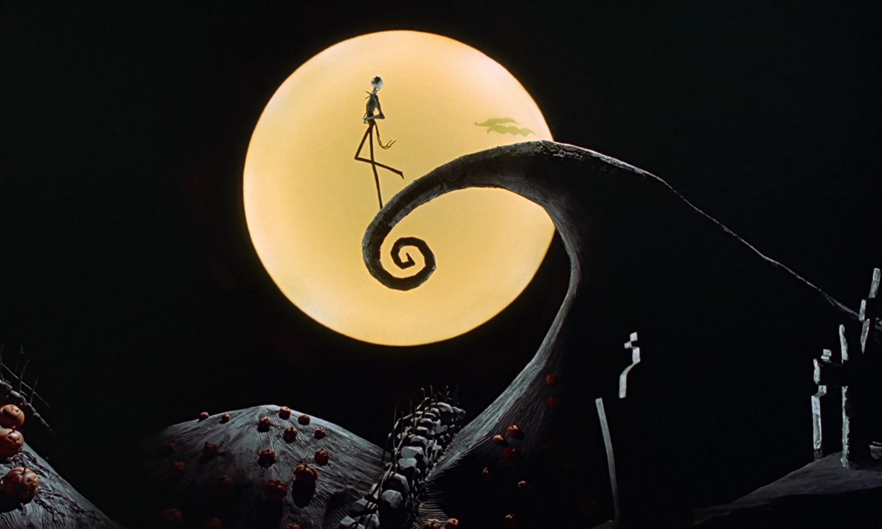 The Nightmare Before Christmas | Halloween Specials Wiki | FANDOM ...