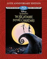 NightmareBeforeChristmas 20thAnniversary Bluray3D