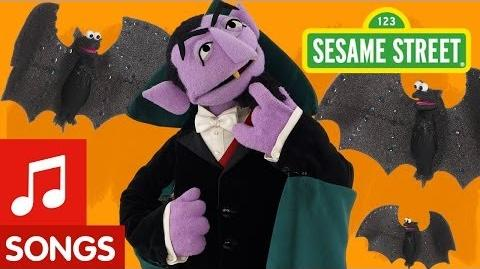 Sesame Street- Batty Bat