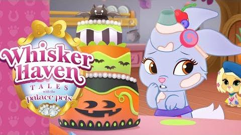 Halloween in Whisker Haven - Whisker Haven Tales with the Palace Pets - Disney Junior