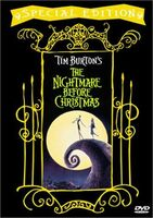 NightmareBeforeXmas DVD 2000