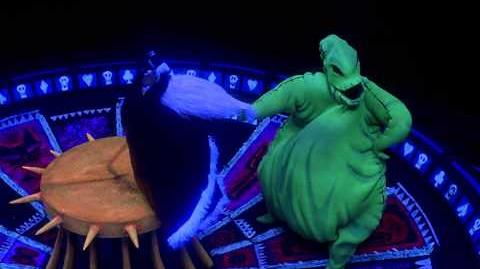 The Nightmare Before Christmas (1993) Oogie Boogie