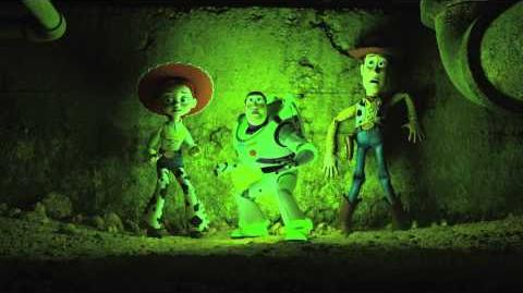 Toy Story of TERROR! -- Coming to ABC Wednesday 10 16 at 8 7c