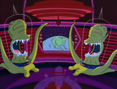 THOH Kang and Kodos