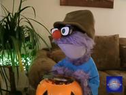 Steve Monster Halloween Costume