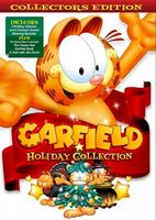 GarfieldHolidayCollectionDVD