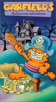 Garfield Halloween VHS
