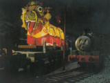 Thomas, Percy, and the Dragon
