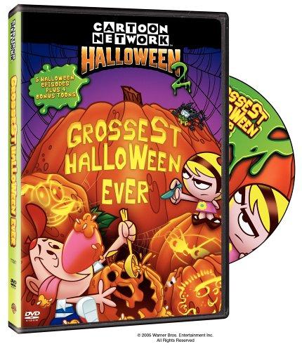 cartoonnetwork halloween 2 dvdjpg - Halloween 2 Wikipedia