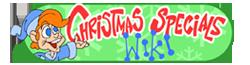 Christmas Specials Wiki-wordmark